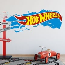 Vinili decorativi e adesivi hot wheels