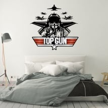 Vinili decorativi e adesivi top gun