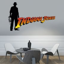 Vinile e adesivi indiana jones