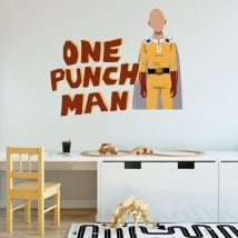 Vinili decorativi e adesivi one punch man