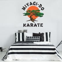 Vinili e adesivi miyagi-do karate kid