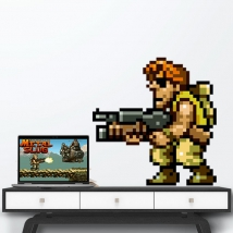 Vinile in metal slug
