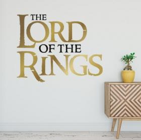 Vinili e adesivi del signore degli anelli