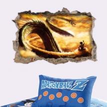 Vinile e adesivi dragon ball 3d