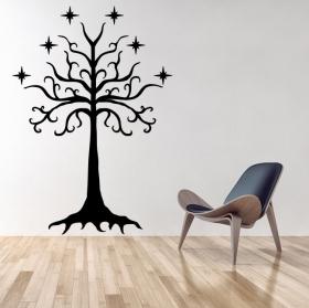 Vinili albero di gondor il signore degli anelli
