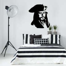 Vinili jack sparrow pirati dei caraibi