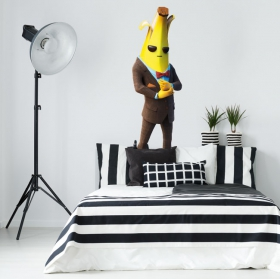 Vinili adesivi banana videogioco fortnite