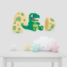 Vinile per bambini dinosauro