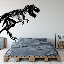 Vinili decorativi bambini o giovani dinosauro
