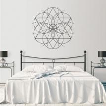 Vinili decorativi geometria decorativa